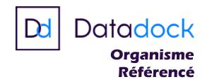 Organisme référencé Datadock