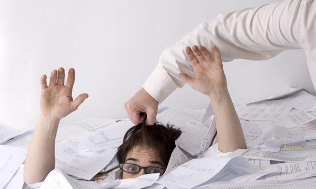 Lutter contre la surcharge de travail